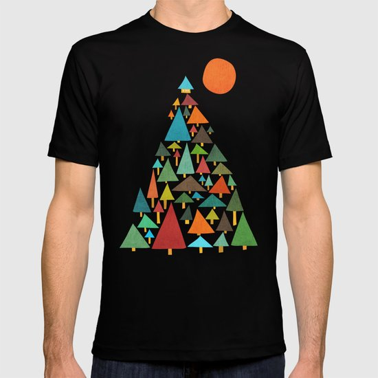 The house at the pine forest T-shirt