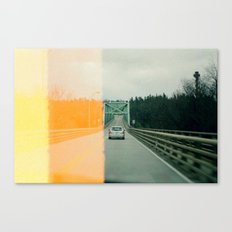 upstate new york Canvas Print