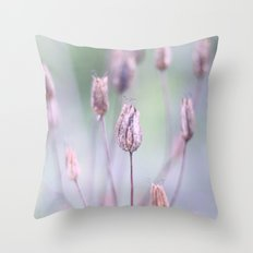 sweet july °1 Throw Pillow