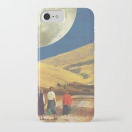 Unfinished Journey iPhone Case