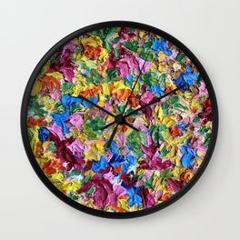 Southeast of Provence Wall Clock