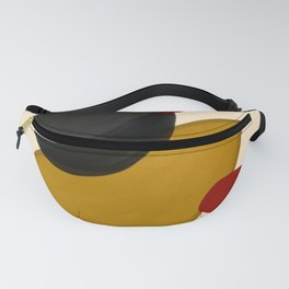 Abstract minimal Fanny Pack