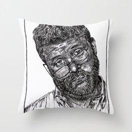 Sean Astin Throw Pillow