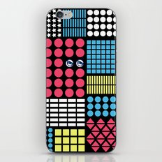 Geometric Fantasy iPhone & iPod Skin
