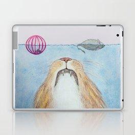 Meows. Laptop & iPad Skin