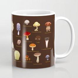Edible mushroom Coffee Mug