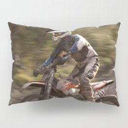 Motocross Pillow Sham