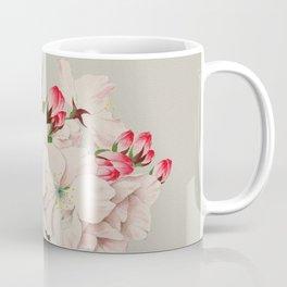 Vintage Japanese Watercolor - Mikuruma Gaeshi Coffee Mug