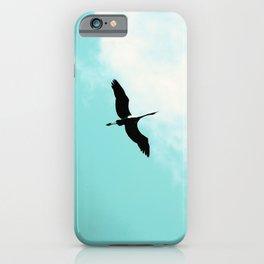 Crane(s) V iPhone Case