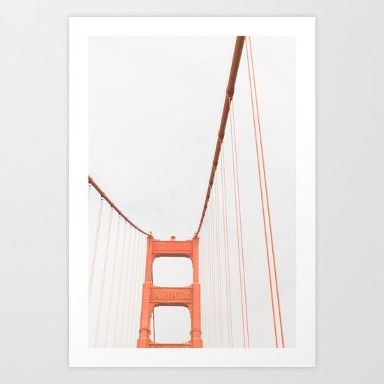 On the Golden Gate Bridge by inthisinstance