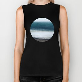 In the Ocean Deep Biker Tank