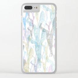 gol Clear iPhone Case