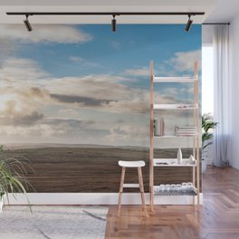 Scottish countryside landscape photography - The Highlands Wall Mural