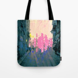 Sober anticipation never tackles pay absent units. Tote Bag