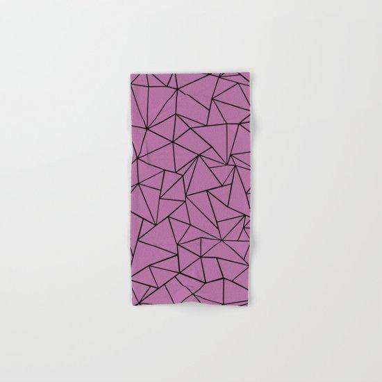 Ab Outline Bodacious Hand & Bath Towel