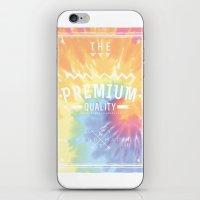 tie dye iPhone & iPod Skins featuring tie dye by ulas okuyucu