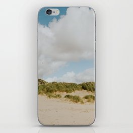 Barmouth beach North Wales iPhone Skin