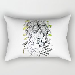#STUKGIRL SUMMER Rectangular Pillow