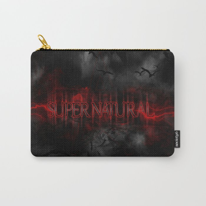 Supernatural darkness Carry-All Pouch
