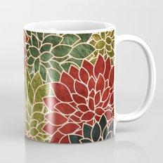 Floral Abstract 7 Mug