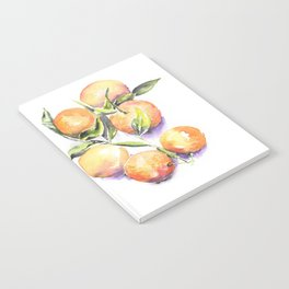 Sweet Clementines Notebook
