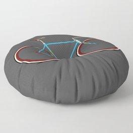 Bike Floor Pillow