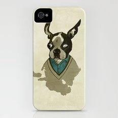 perfect gentleman iPhone (4, 4s) Slim Case