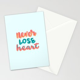 2 Cor 4:16 Stationery Cards