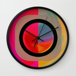 The Dualism Wall Clock