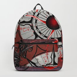 The War of Red Backpack