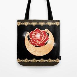 Midnight Romance Tote Bag