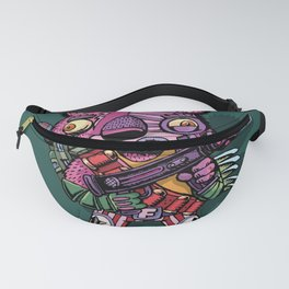 Bear  warrior Character from Games Fanny Pack