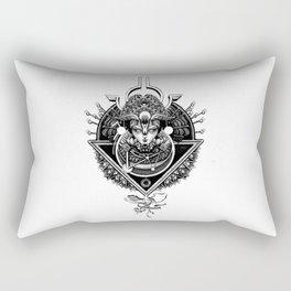 the Empress - Godess Rectangular Pillow