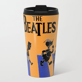WHICH WAY TO ABBEY ROAD? Travel Mug