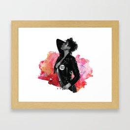 Human Touch Framed Art Print