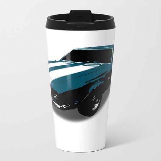 Camaro Metal Travel Mug