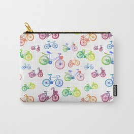Rainbow bicycles Carry-All Pouch