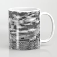 the office Mugs featuring Office Equipment by Mark Alder