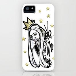 #STUKGIRL MADISEN iPhone Case