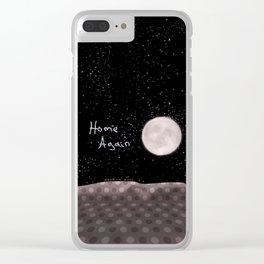 Home Again Clear iPhone Case