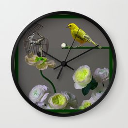 The Show Wall Clock