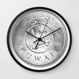 100 Fils Wall Clock