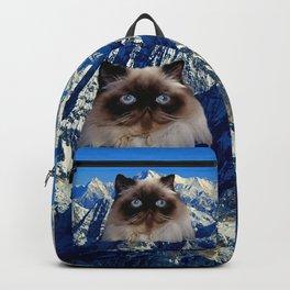 Himalayan Cat Backpack