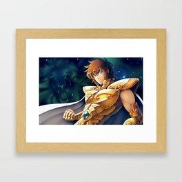 Leo Aioria Framed Art Print