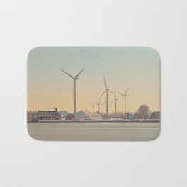 Mill The Netherlands Bath Mat