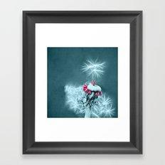 DANCE WITH ME II | BALLET DANCERS Framed Art Print