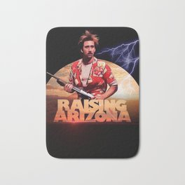 raising arizona Bath Mat