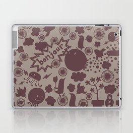Hello Earth Laptop & iPad Skin