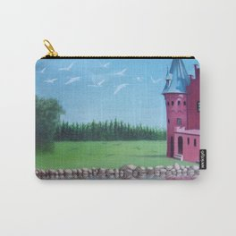 """The Spell"" (Wild Swans) Carry-All Pouch"