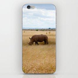 Rhino. iPhone Skin